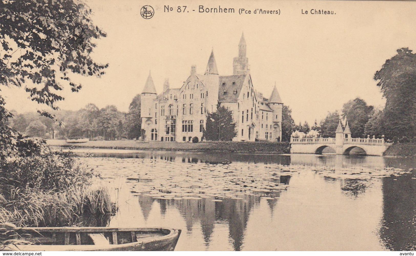 BORNEM / BORNHEM / HET KASTEEL / LE CHATEAU - Bornem