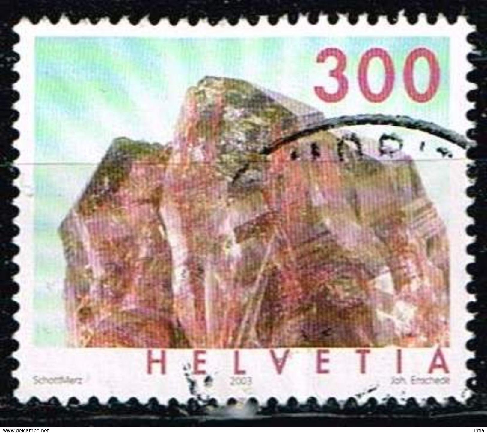 Schweiz 2003, Michel# 11440 O - Used Stamps