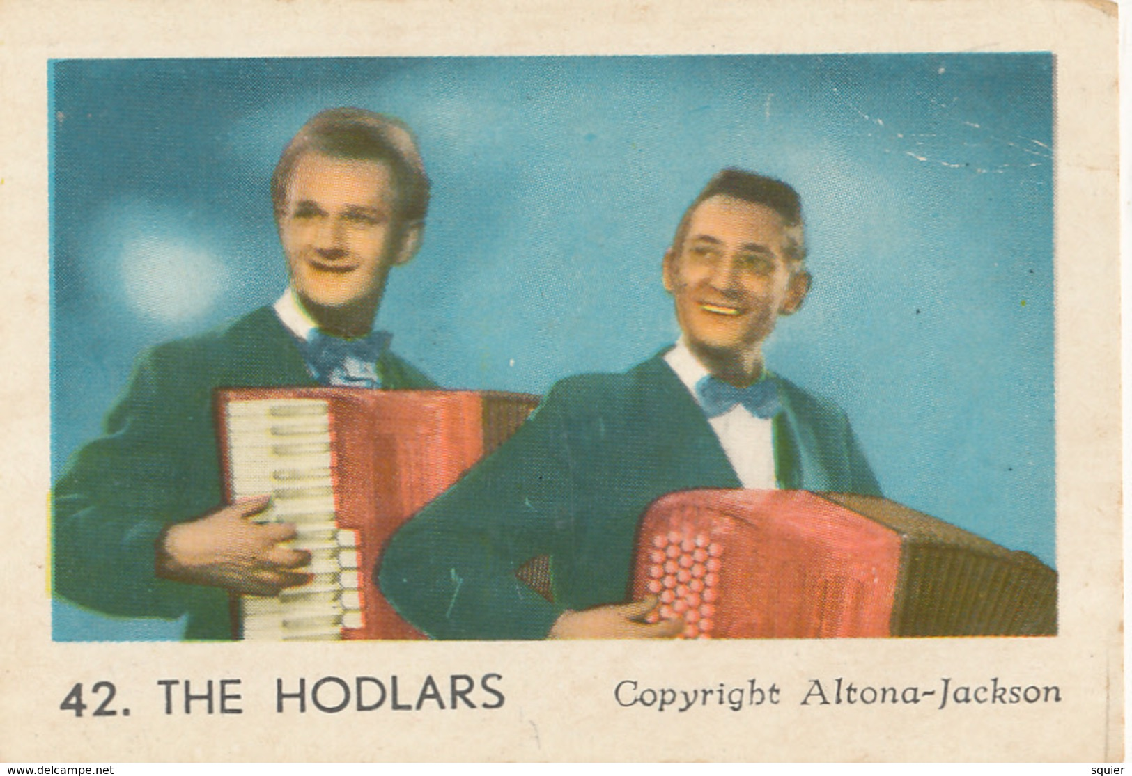 Maple Leaf, Nederlandse Radiosterren, The Hodlars, 42 - Andere