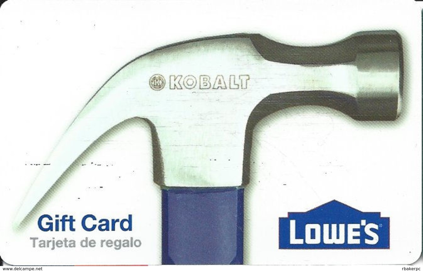 Lowes Gift Card - Gift Cards