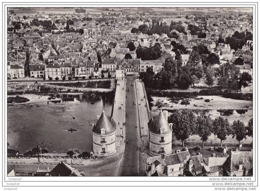 Chatellerault - Vue Aerienne - Pont Henri IV - Chatellerault