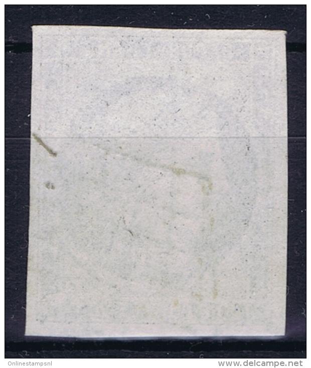 France: Yv Nr 3 A Obl./Gestempelt/used  Grille - 1849-1850 Cérès