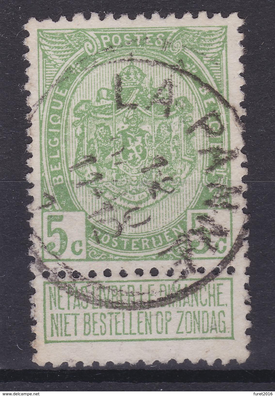 N° 83 LA PANNE - 1893-1907 Armoiries
