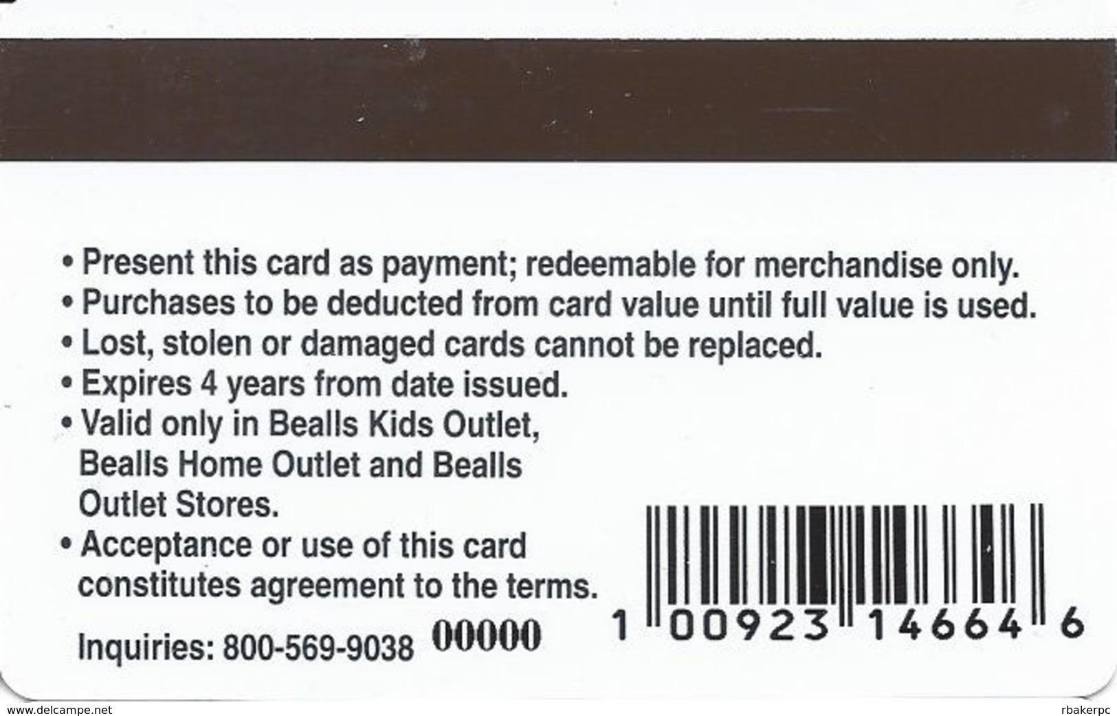 Bealls Outlet Gift Card - Gift Cards