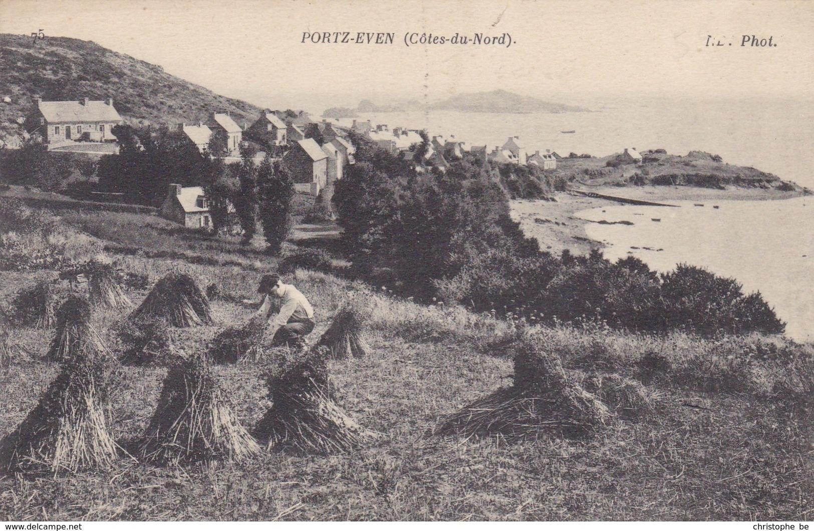 CPA Portz Even, Côtes Du Nord (pk39205) - Autres Communes