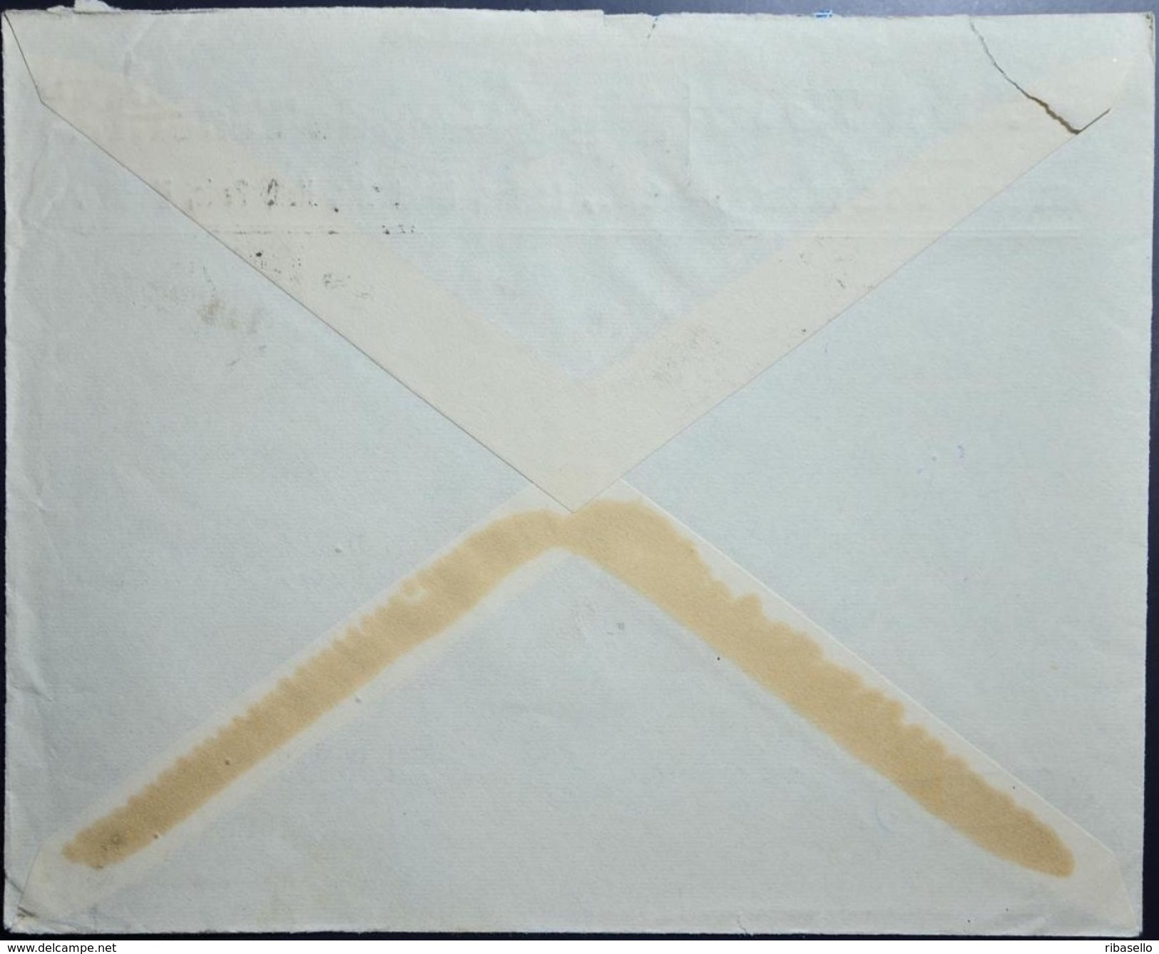 España 1938. Canarias. Carta De Tenerife A Baden. Censura. - Marcas De Censura Nacional