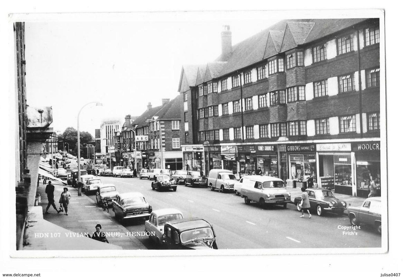 HENDON Vivian Avenue Automobiles - Middlesex