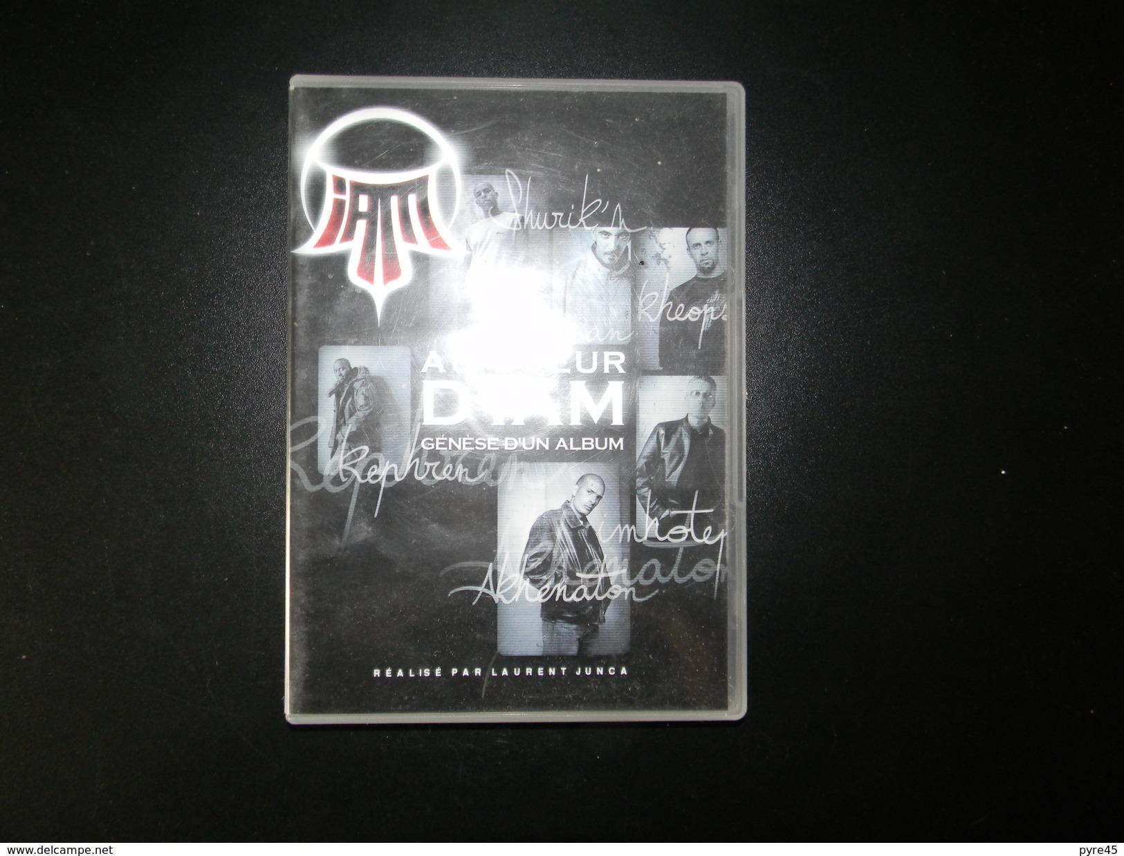 DVD Au Coeur D'IAM Genèse D'un Album ( 2 DVD ) - Musik-DVD's