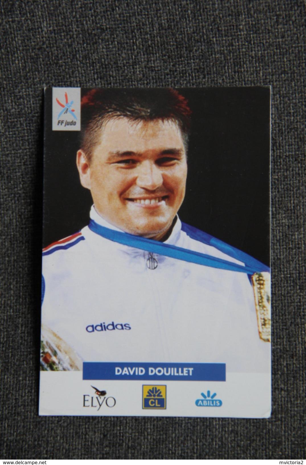 JUDO - DAVID DOUILLET - Cartes Postales