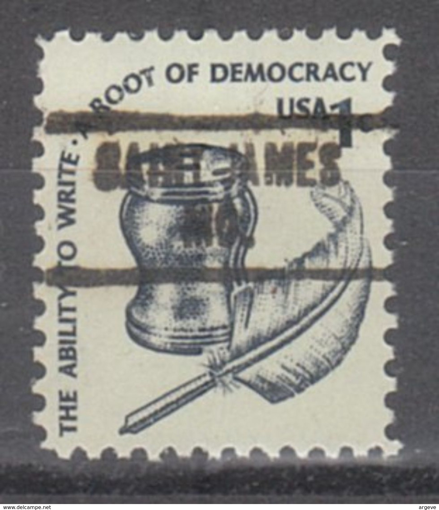 USA Precancel Vorausentwertung Preo, Locals Missouri, Saint James 734 - Vereinigte Staaten