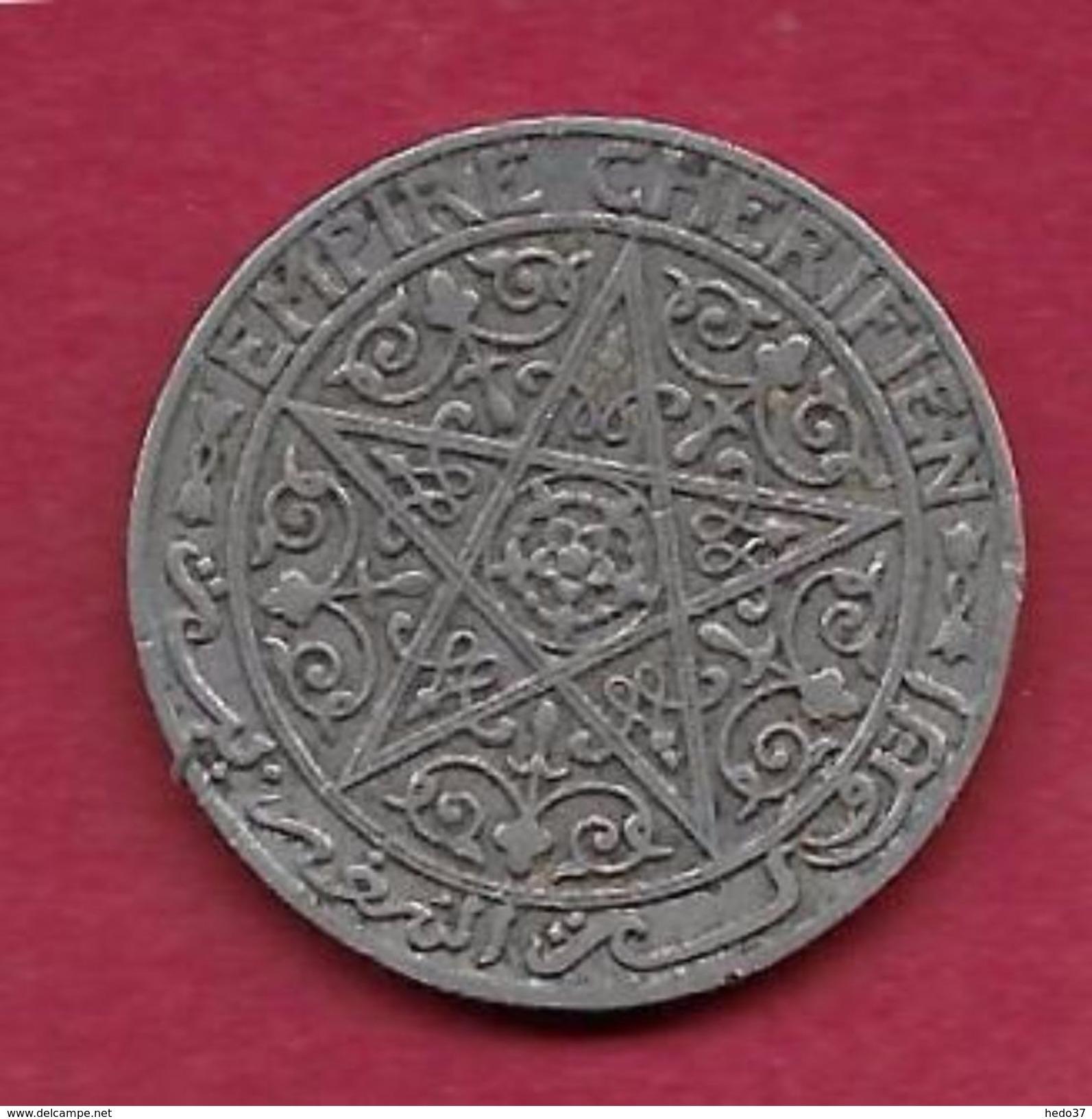Maroc 50 Centimes - Empire Cherifien - Maroc