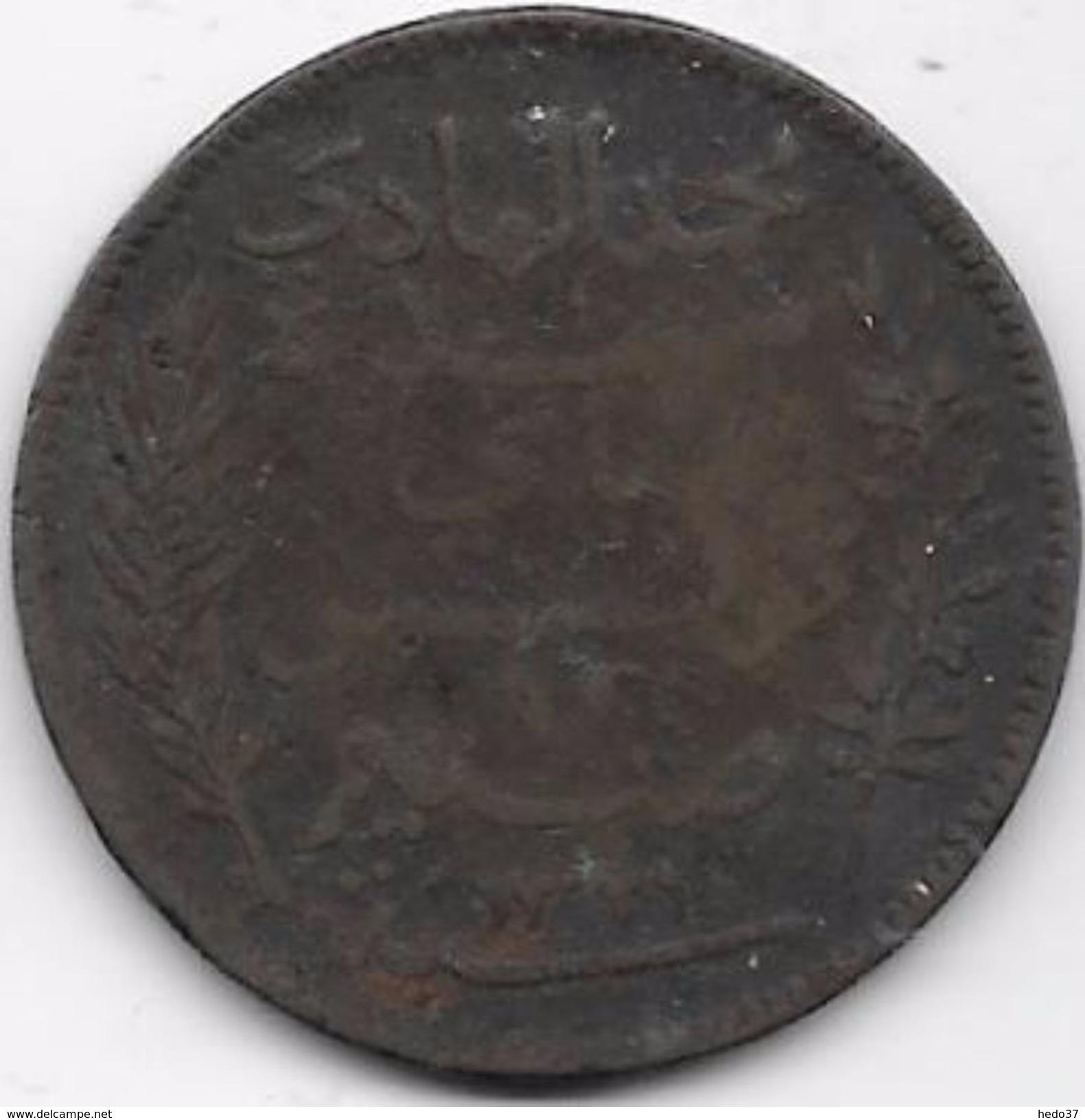 Tunisie 10 Centimes 1903 - Monnaies