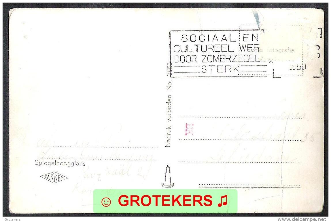 ROTTERDAM Boschpolderplein 1950 - Rotterdam
