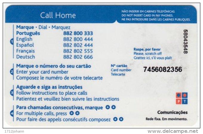 PORTUGAL A-870 Prepaid PT - Traffic, Airplane - Used - Portugal
