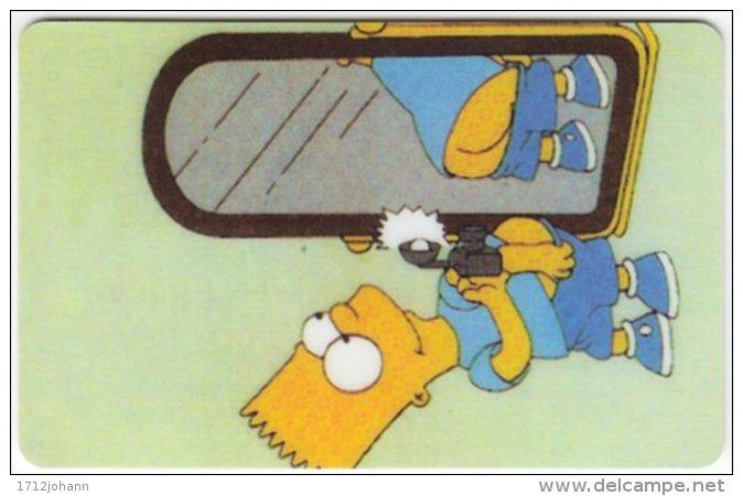 USA C-382 Prepaid  - Cinema, The Simpsons - FAKE - Vereinigte Staaten