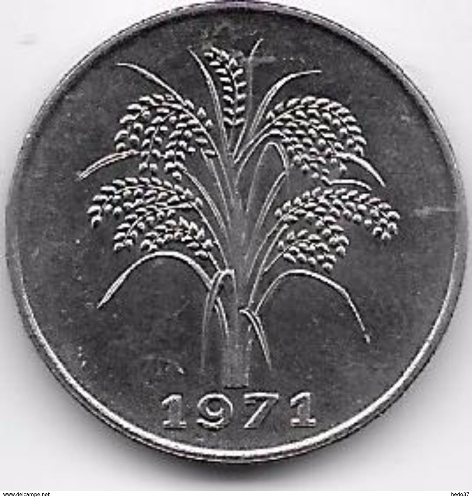 Viêt-Nam 1 Dong 1971 - Viêt-Nam