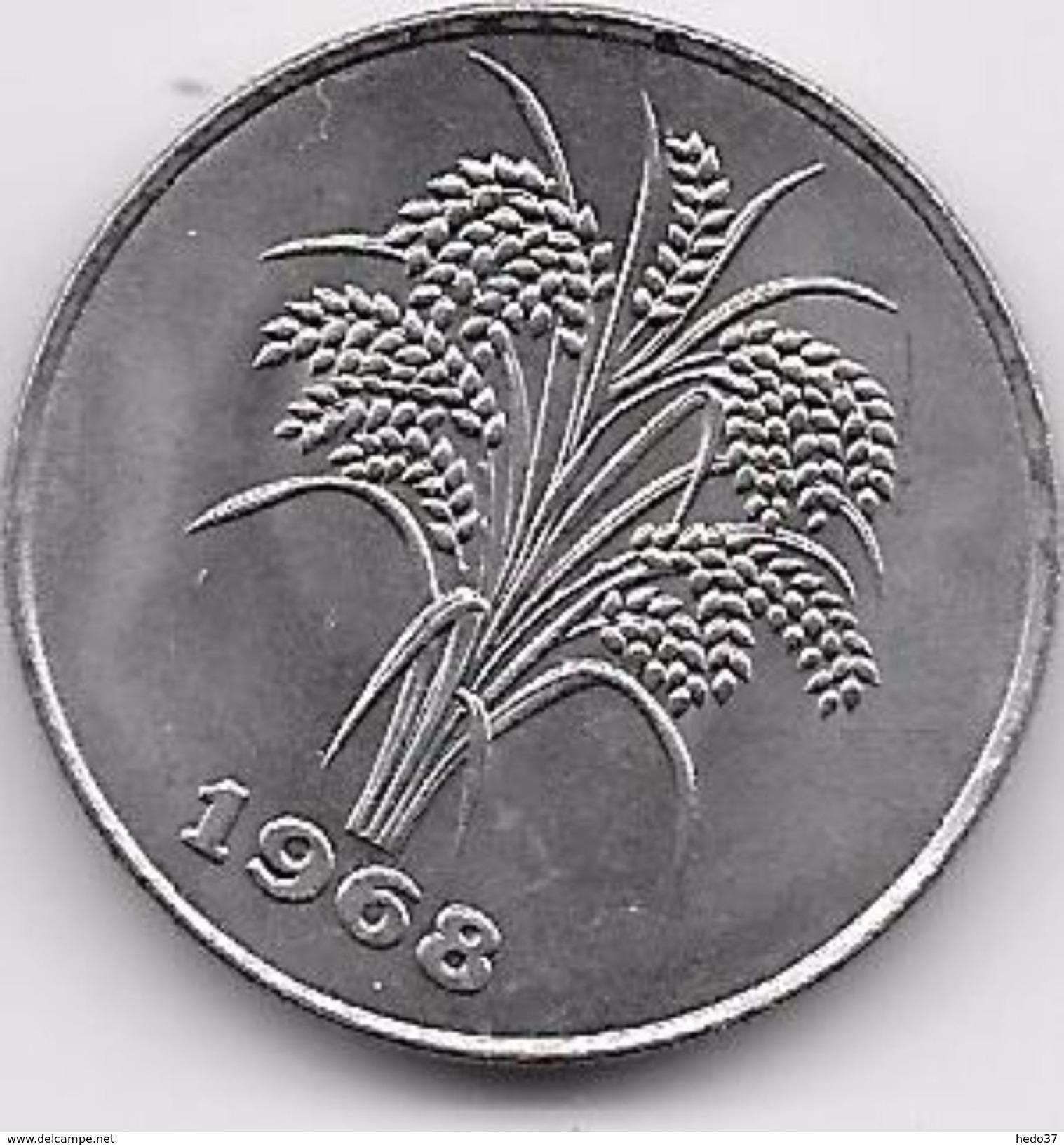 Viêt-Nam 10 Dong 1968 - Viêt-Nam