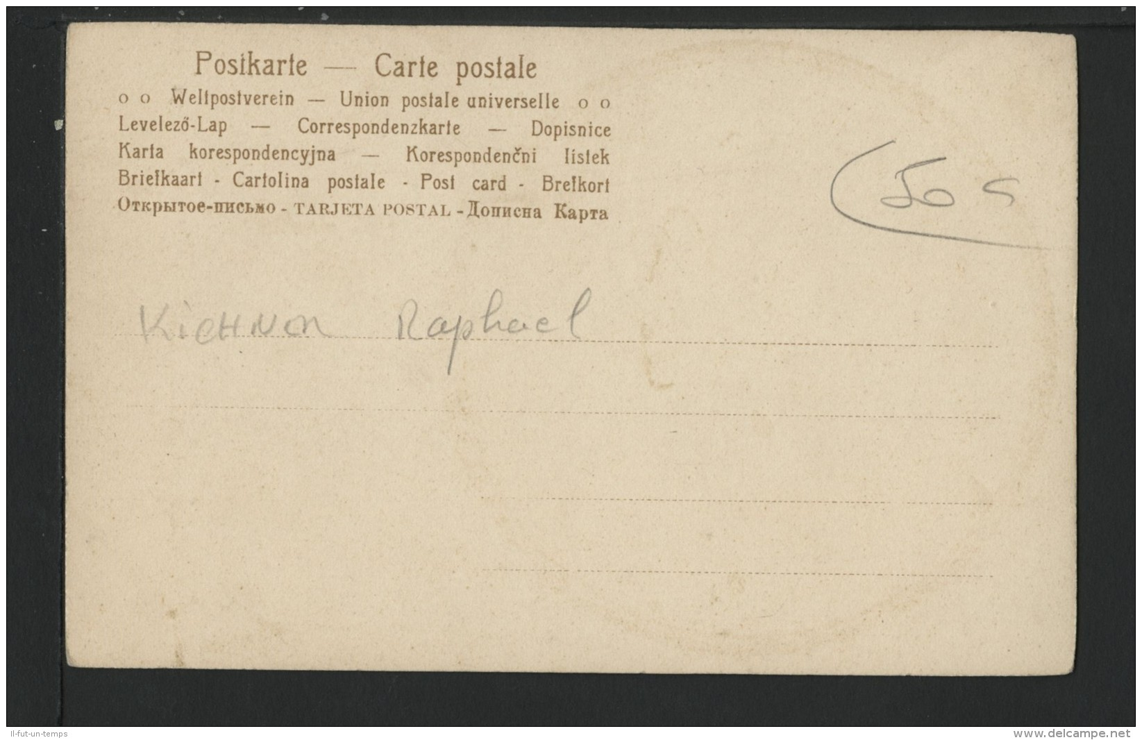 KIRCHNER Raphael - LA JEUNE FEMME ET L'ESCARGOT - Kirchner, Raphael