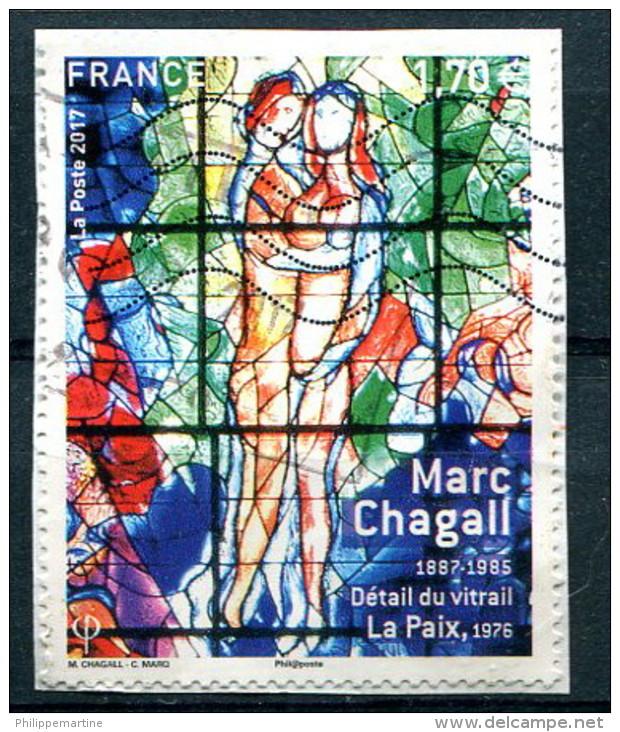 France 2017 - YT 5116 (o) Sur Fragment - France
