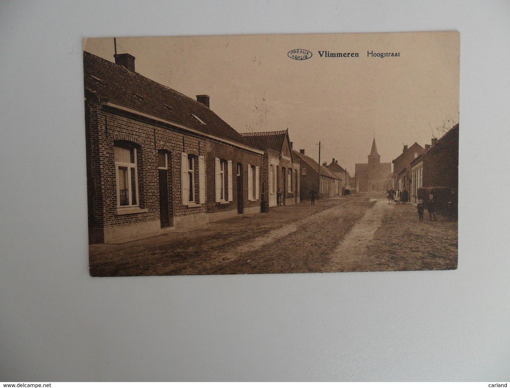 Vlimmeren  :  Hoogstraat - Beerse