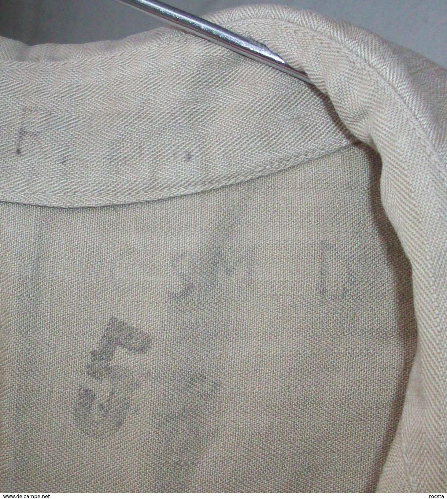 British Army Khaki Cotton Drill Tunic - Uniform