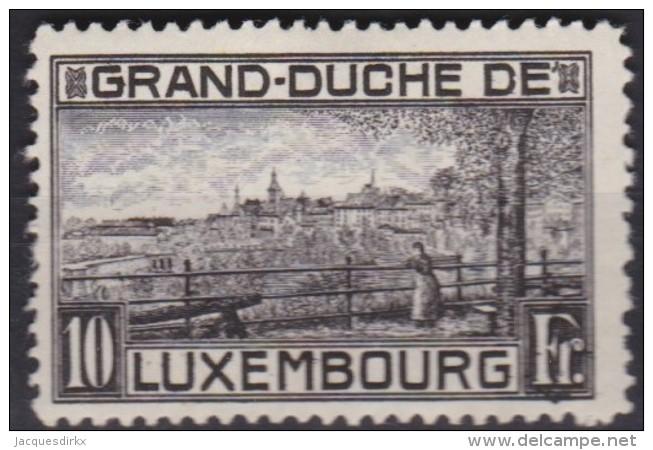 Luxemburg   .    Yvert   .     141   .    *     .         Ongebruikt  .   /   .   Neuf  * - Ongebruikt