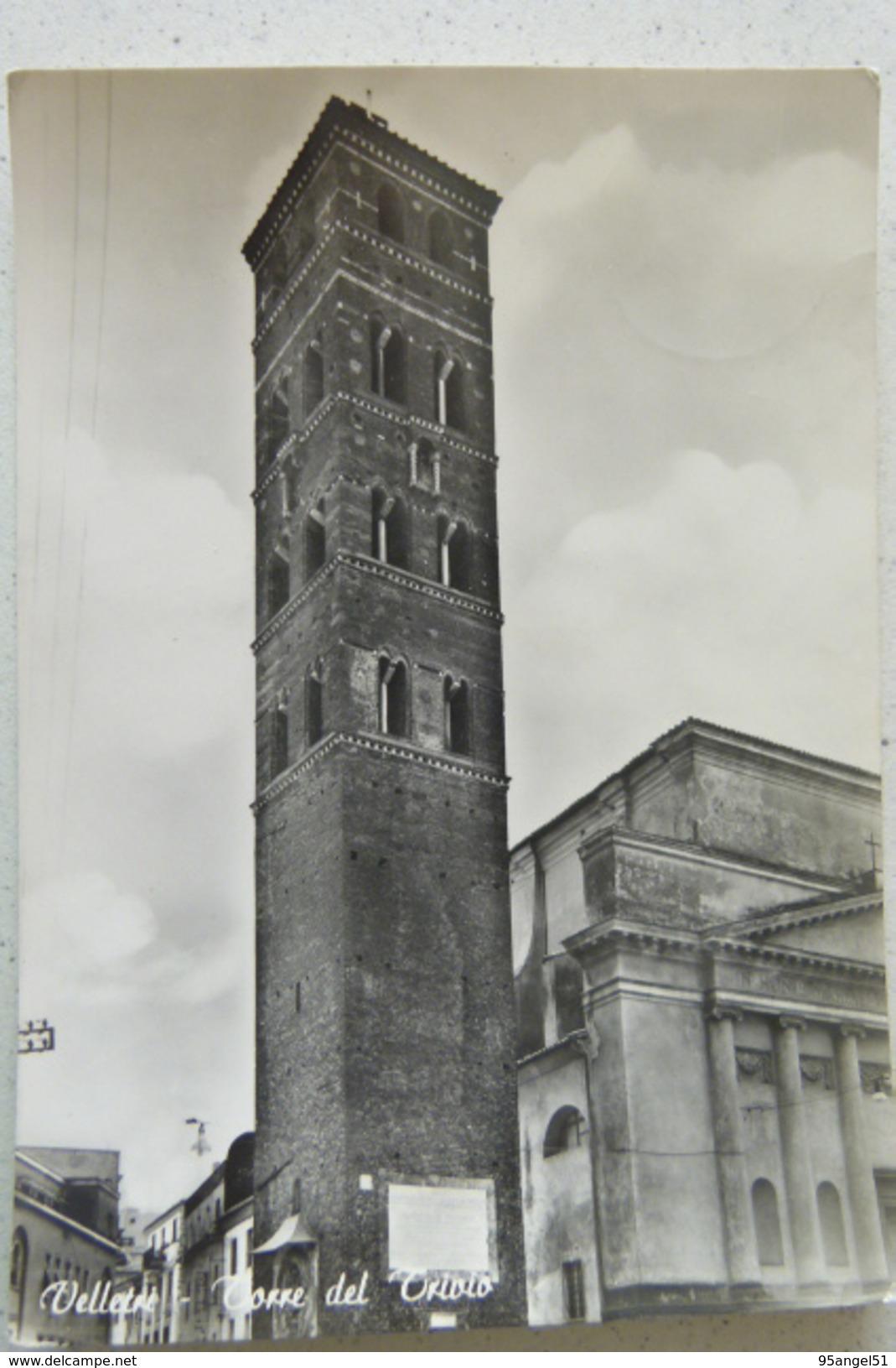 VELLETRI - TORRE DELTRIVIO - Velletri