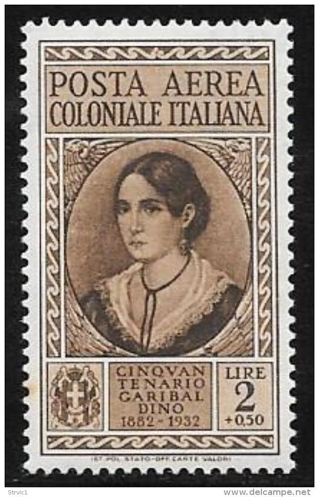 Italian Colonies General, Scott # C!1 MNH Garibaldi, 1932 - Italy