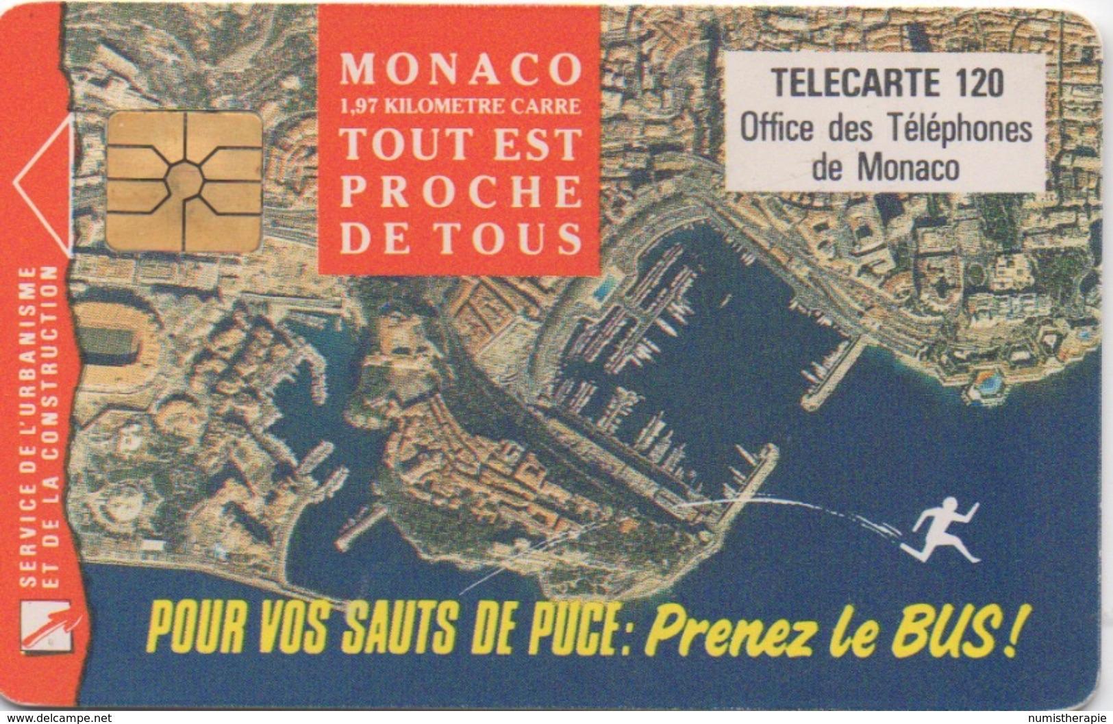 Monaco : 1,97 Kilomètre Carré - Tout Est Proche De Tous 1993 - Monaco