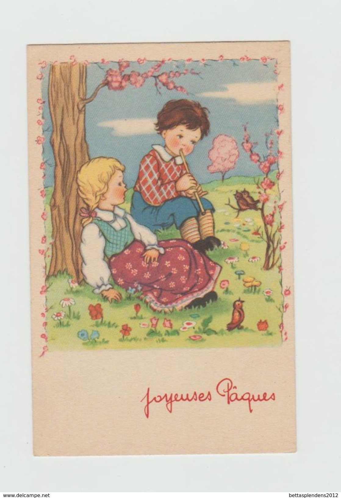 Enfants - Joyeuses Paques - Easter