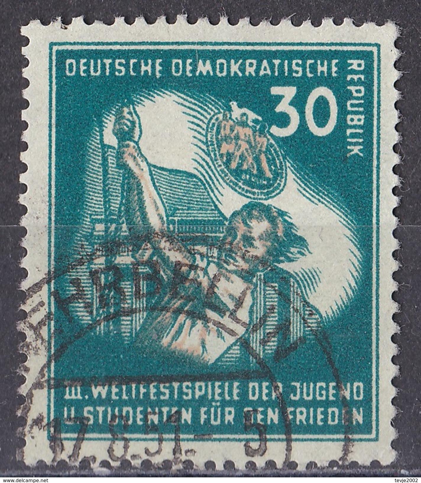 Stk_ DDR - Mi.Nr. 291 - Gestempelt Used - DDR