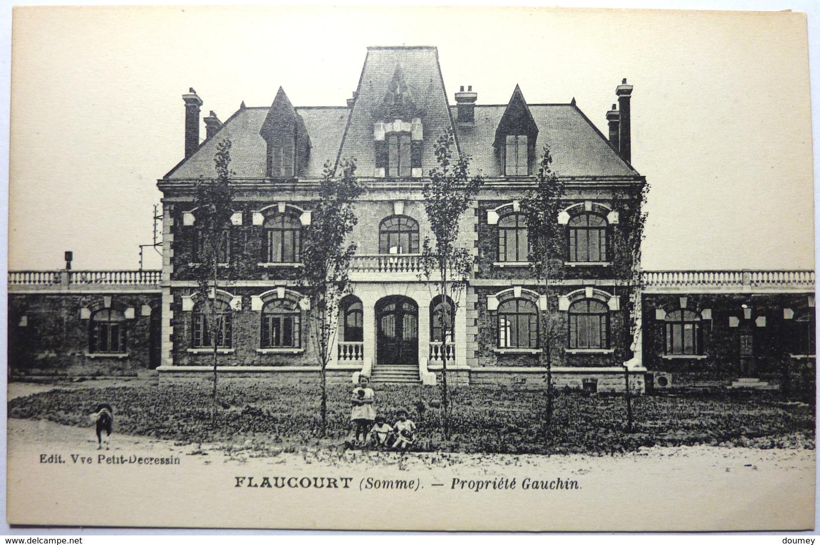 PROPRIÉTÉ GAUCHIN - FLAUCOURT - Other Municipalities