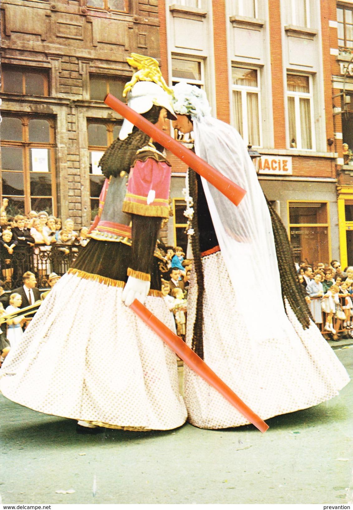 ATH - Les Géants - Le Baiser De Mr Et Mme Goliath - Ath