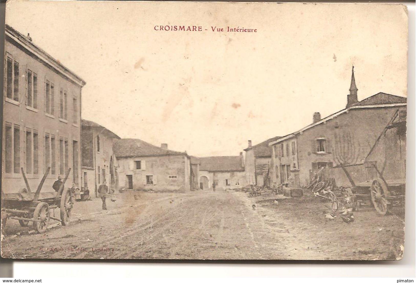 CROISMARE - Vue Intérieure - Autres Communes
