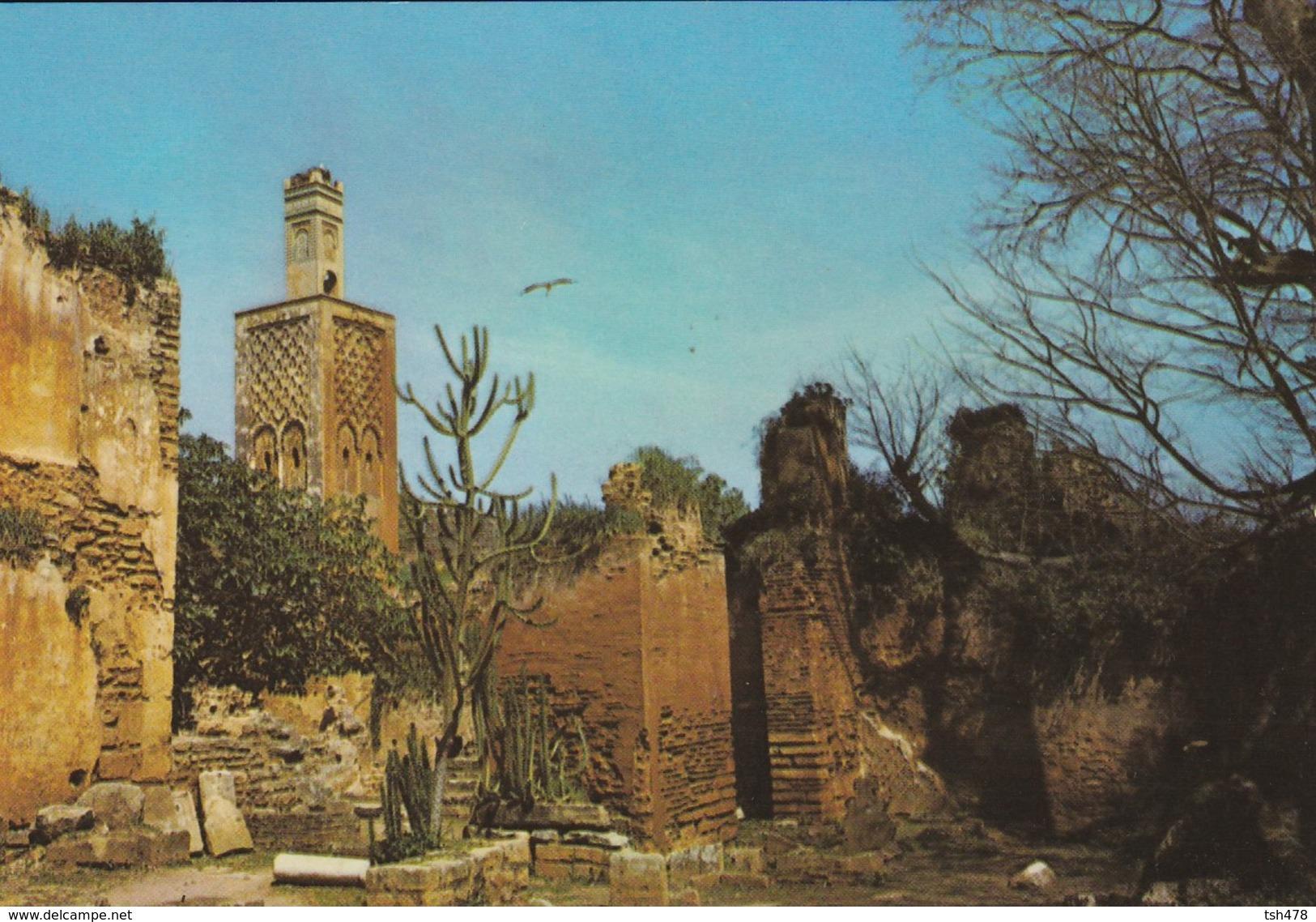 MAROC---RABAT---ruines De Chellah--voir 2 Scans - Rabat