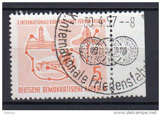 DDR    568    Gestempelt - DDR