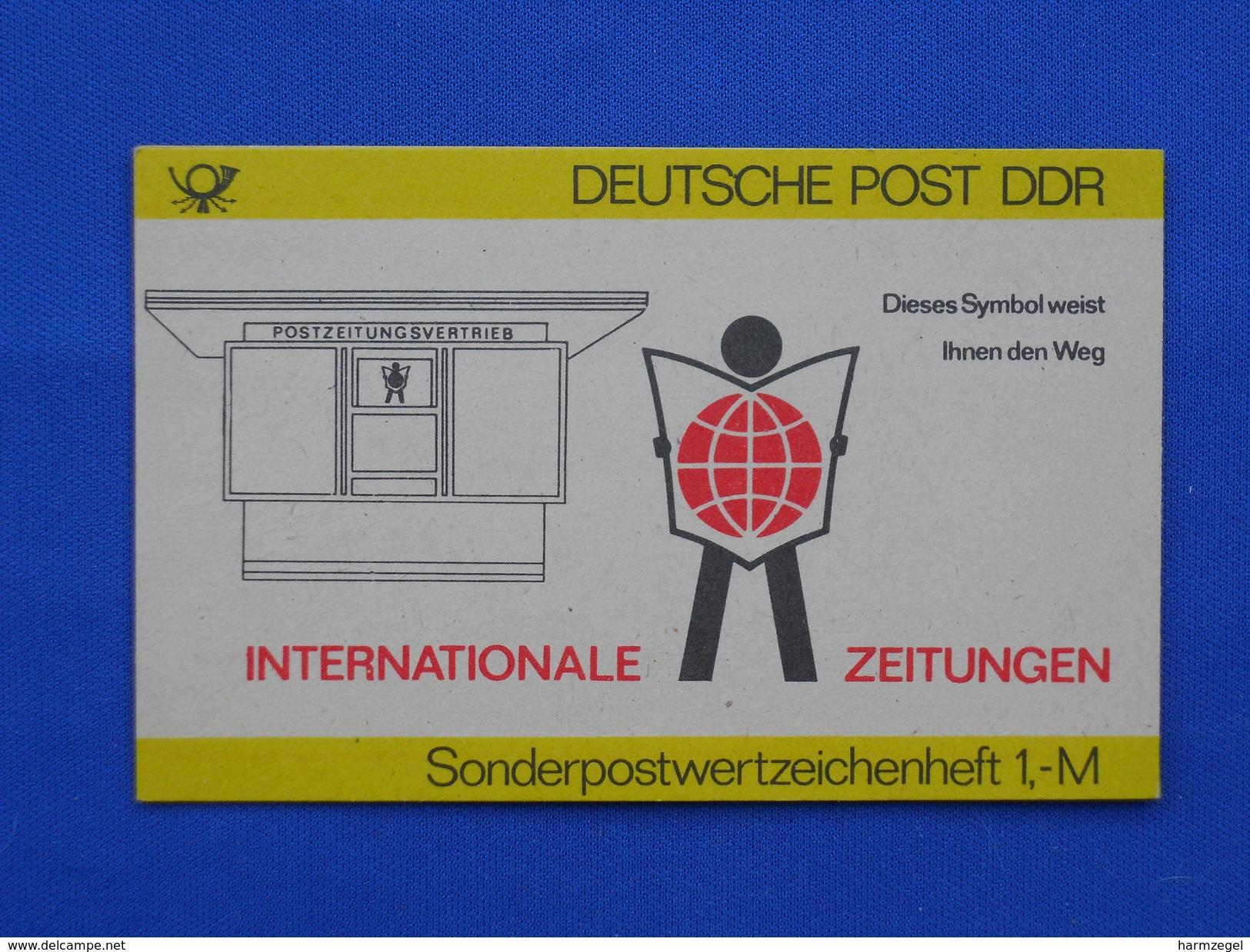 DDR, Zeitungs Vertrieb - [6] Oost-Duitsland