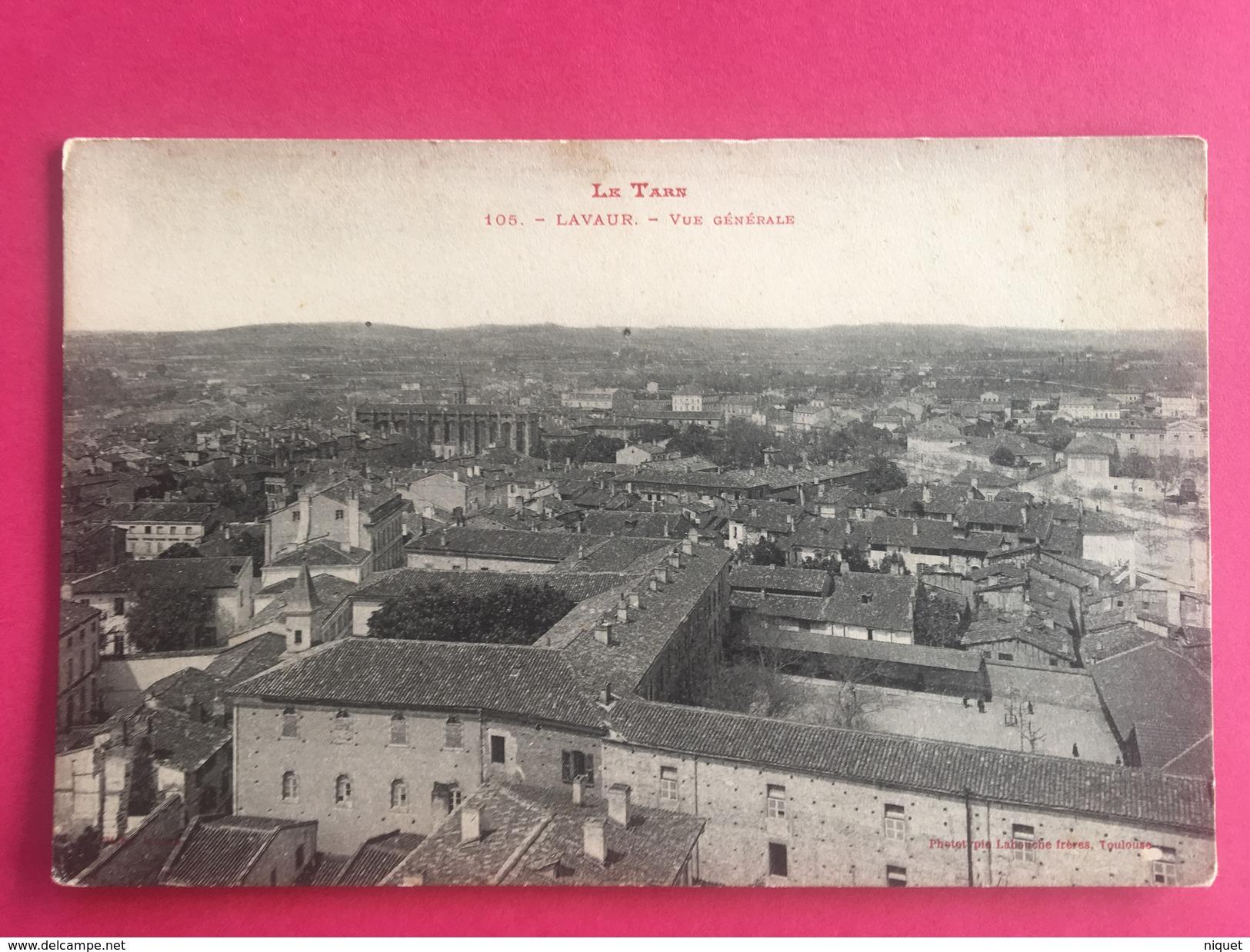 81 Tarn, LAVAUR, Vue Générale, (Labouche) - Lavaur