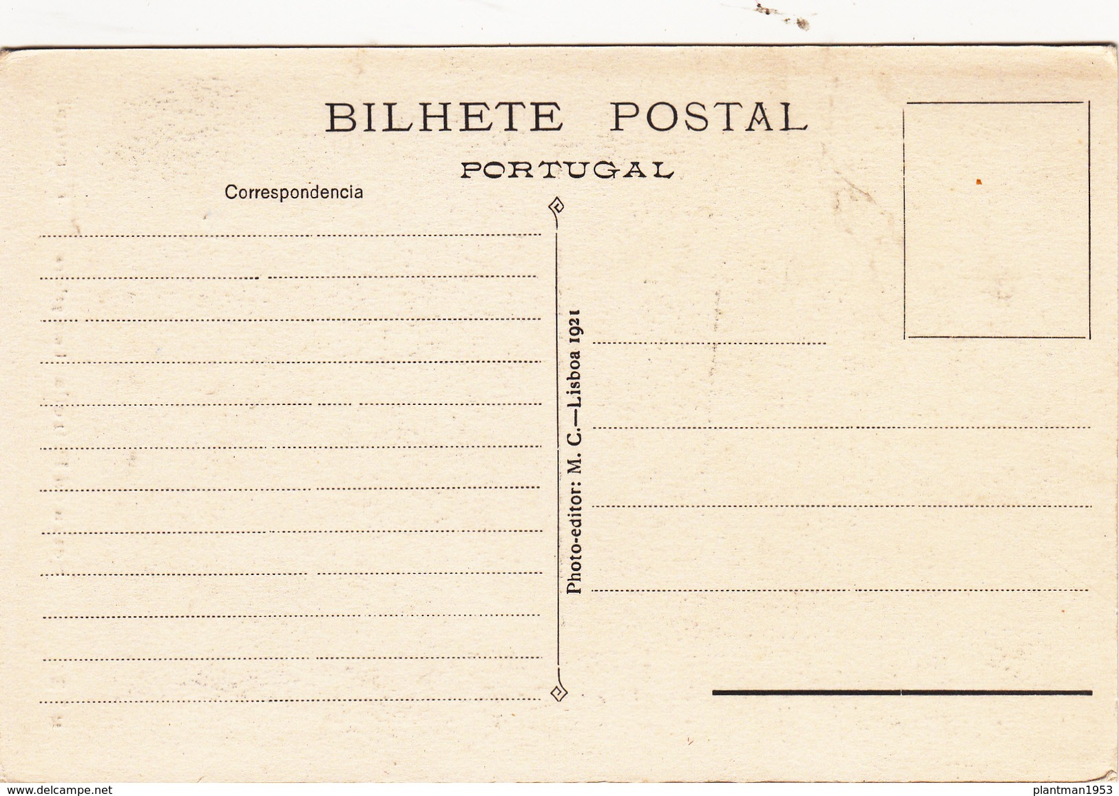Old Postcard Of Serra Da Estrela, National Park,Portugal..V17. - Portugal