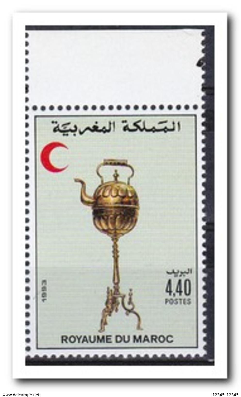Marokko 1993, Postfris MNH, Metalwork - Marokko (1956-...)