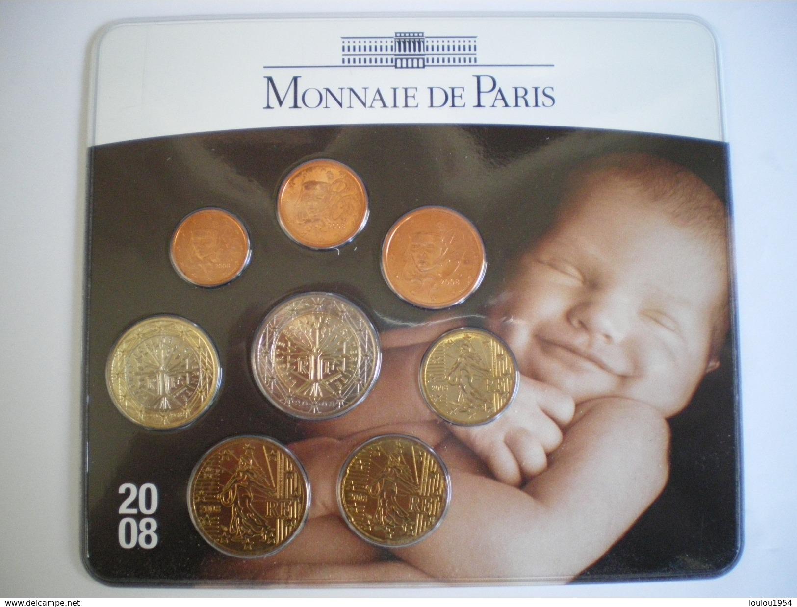 France Mini Set Bébe 2008 - France