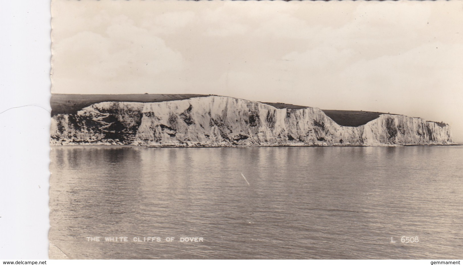 THE WHITE CLIFFS OF DOVER - Dover