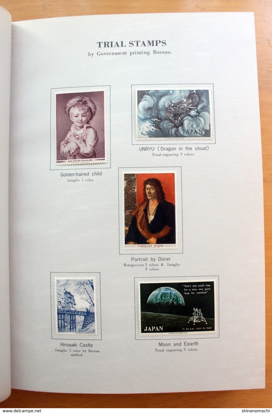 Japanese Postage Stamps In The Manufacture / Specimen Stamps - Unreserved!!! - Collections, Lots & Series