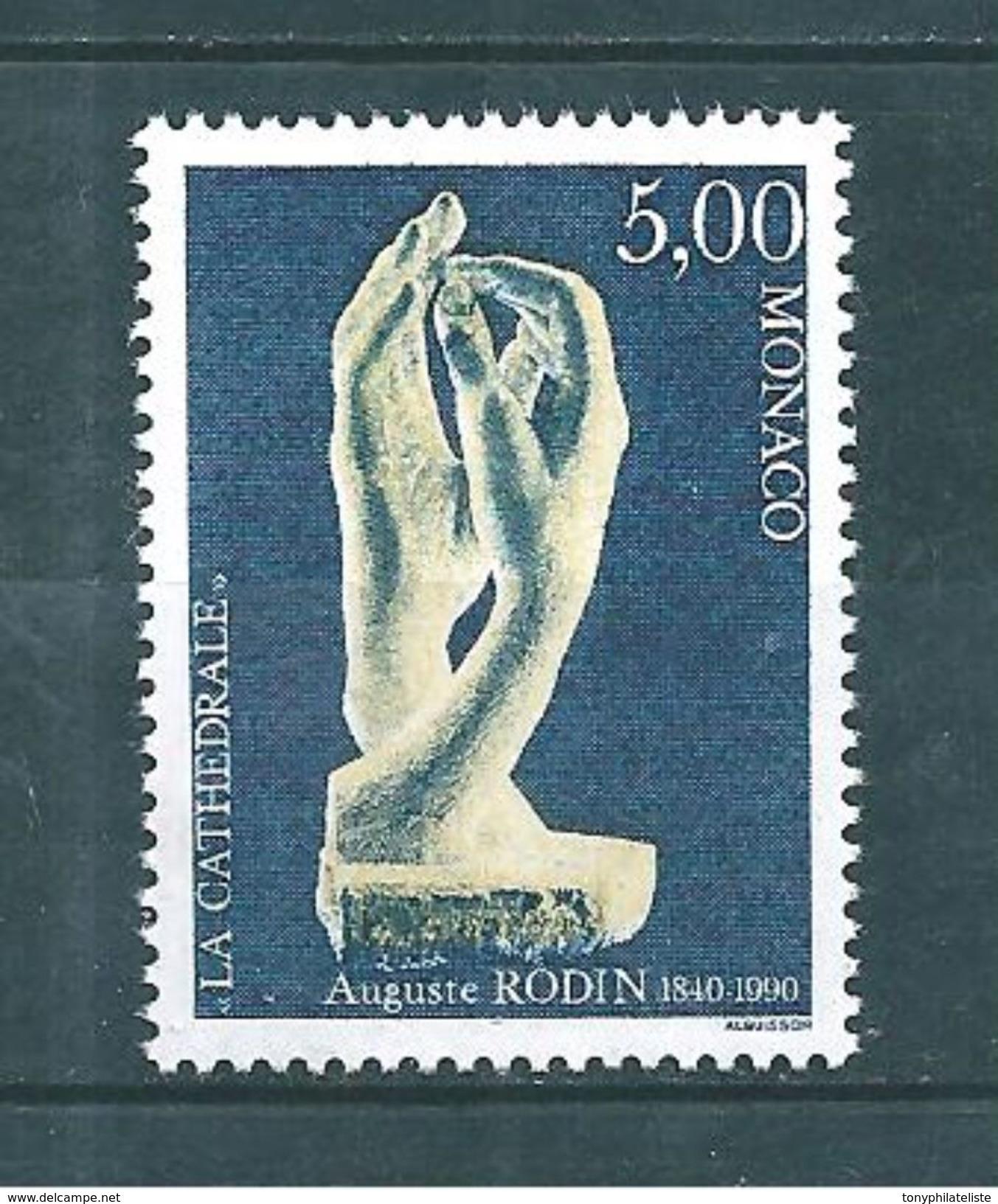 Monaco Timbres De 1990  N°1748  Neuf ** - Monaco