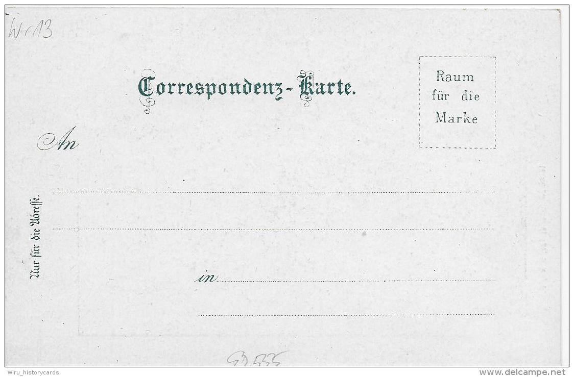 AK 0772  Wien ( Schönbrunn ) - Obelisk / Verlag Schneider & Lux Ca. Um 1900 - Schloss Schönbrunn