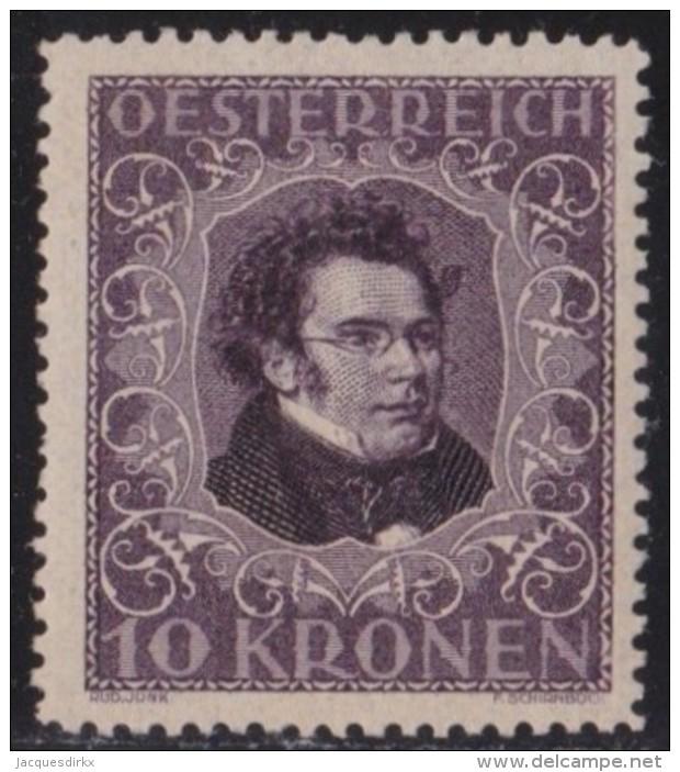 Osterreich   .    Yvert   .    293       .      *      .          Ungebraucht     .   /    .   Mint-hinged - 1918-1945 1. Republik
