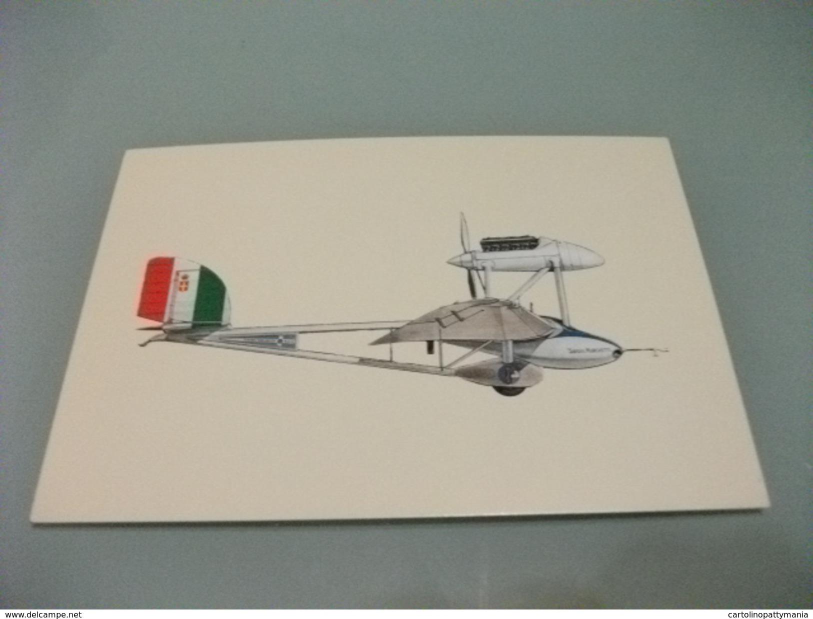 AEREO SIAI S. 64 1927 AEREO USATO PILOTI FERRARIN E DEL PRETE TRAVERSATA ITALIA BRASILE SENZA SCALO - 1919-1938: Fra Le Due Guerre