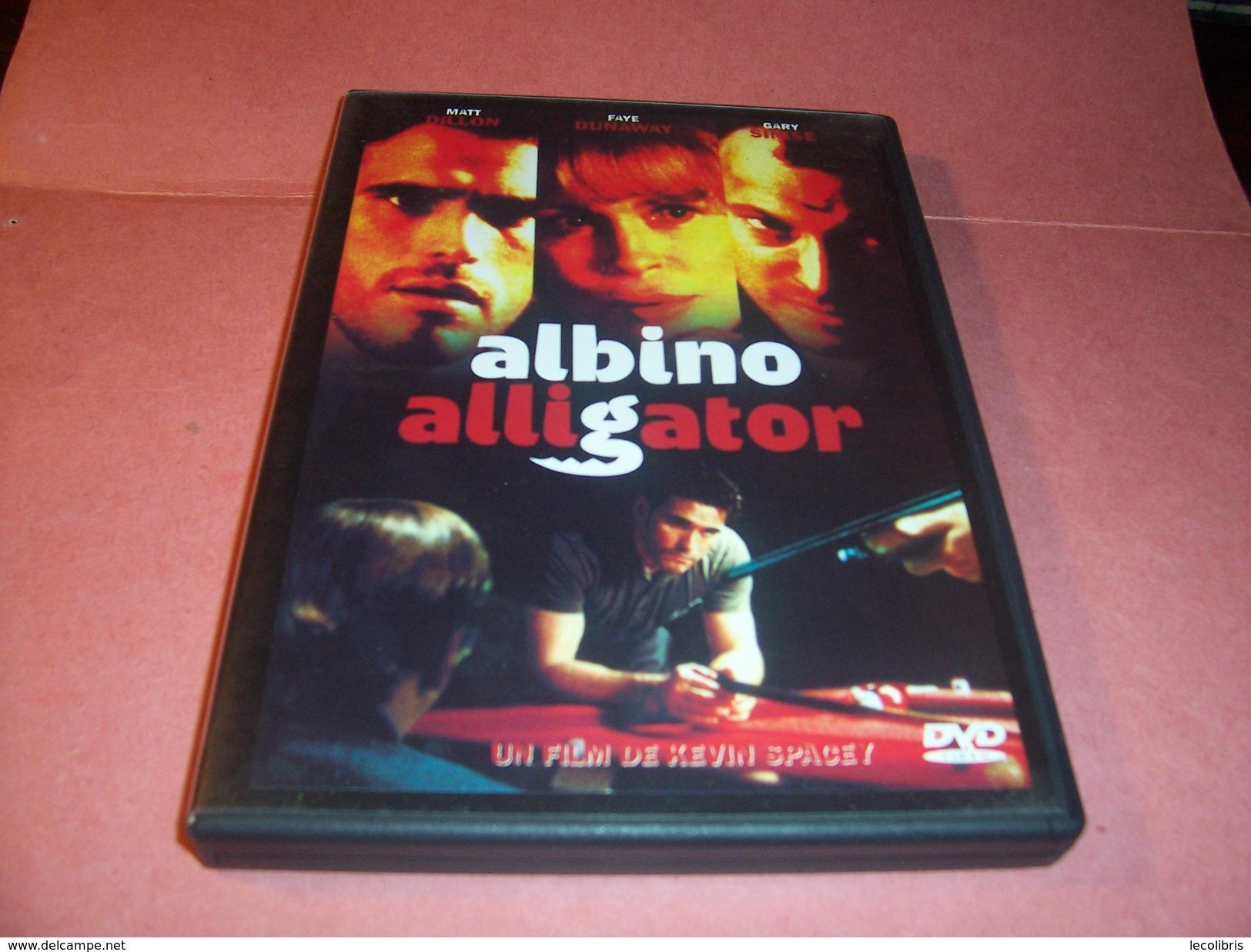 ALBINO ALLIGATOR   AVEC MATT DILLON  / FAYE DUNAWAY / GARY SINISE - Krimis & Thriller