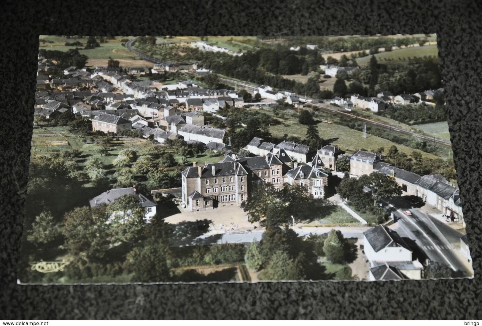 50- Messancy, Vue Aérienne - Maison Communale - Ecoles Des Filles - Messancy