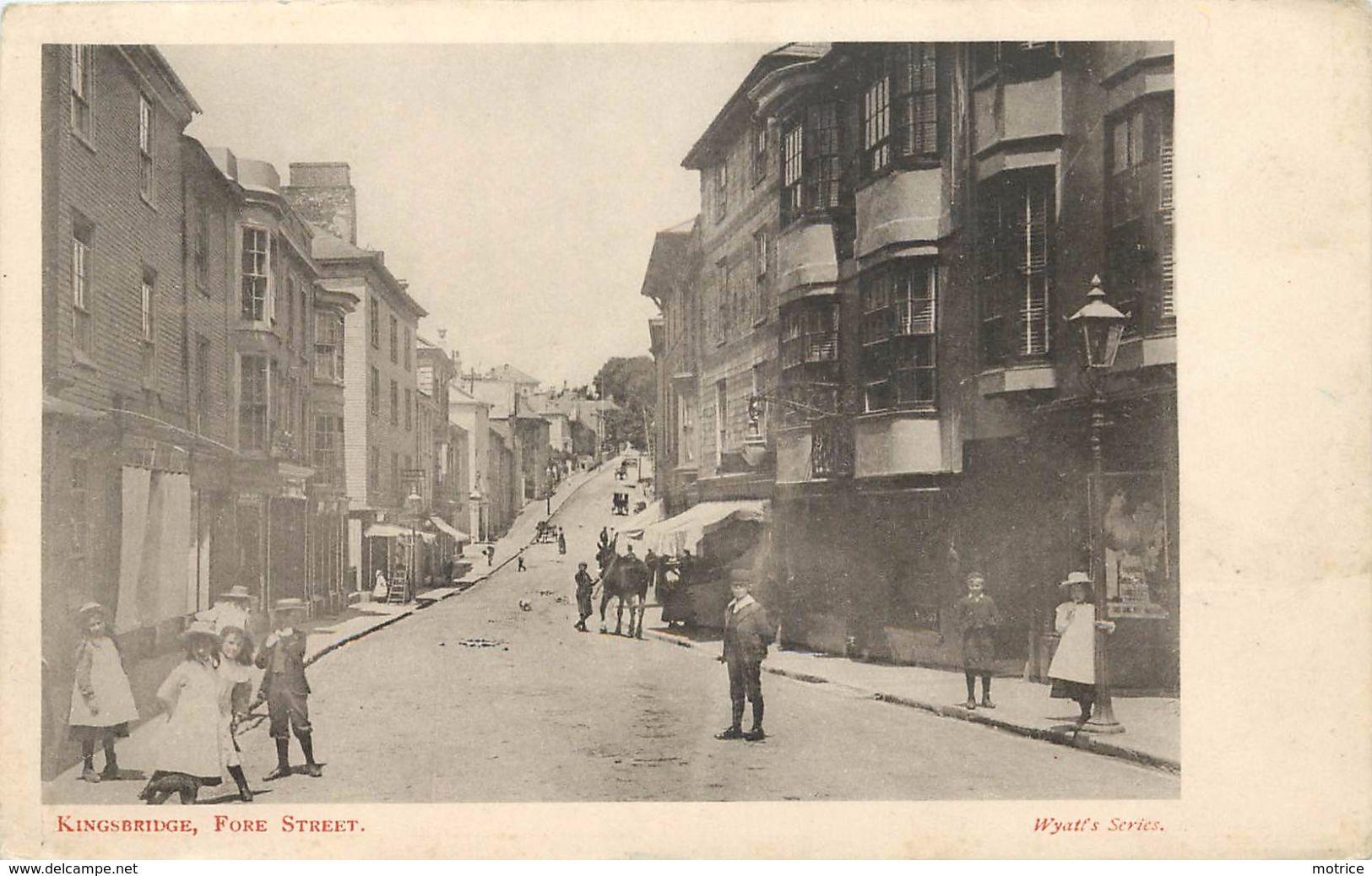 KINGSBRIDGE - Fore Street. - England